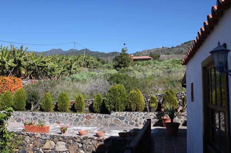 Casa Ebenezer exterior view