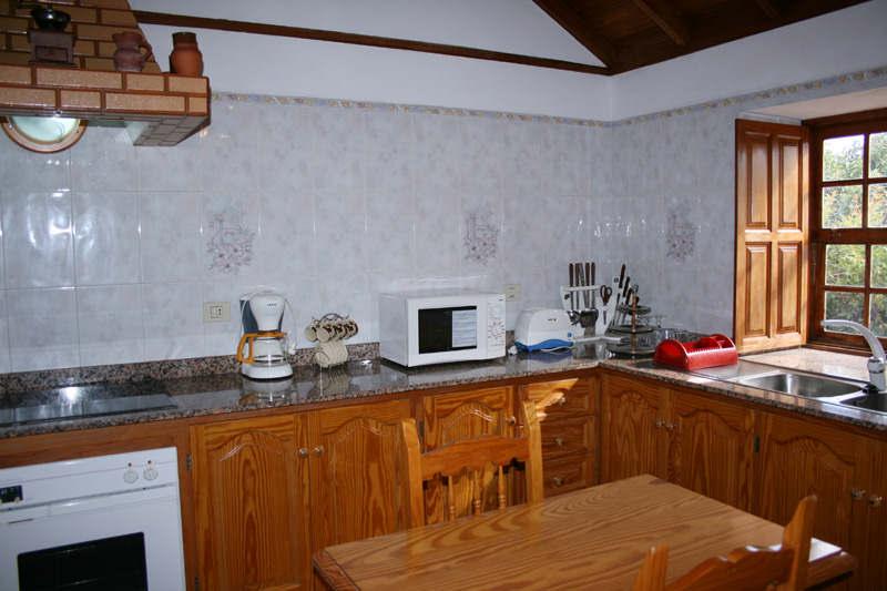 Casa Ebenezer kitchen