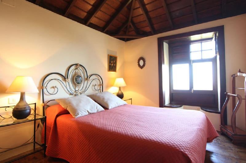Casa El Molino bedroom
