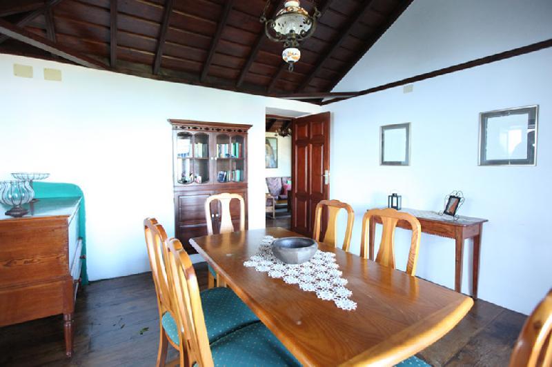 Casa El Molino dining room