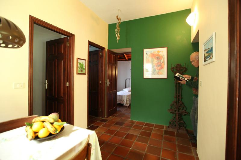 Casa El Molino hallway