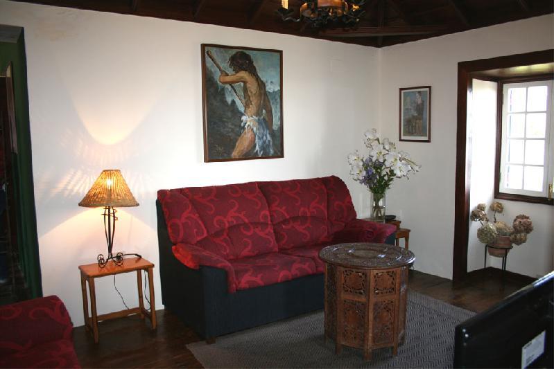 Casa El Molino lounge