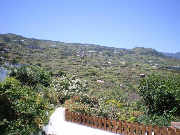 Casa El Molino roof terrace landscape view