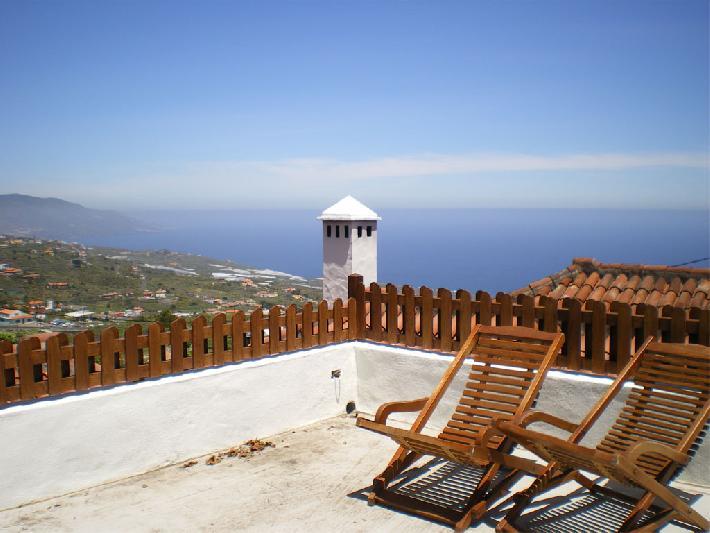 Casa El Molino roof terrace
