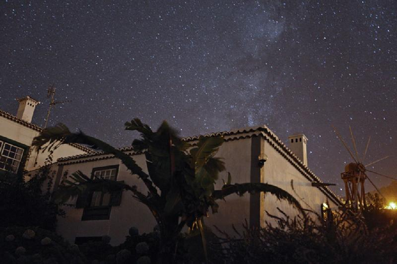 Casa El Molino starry night