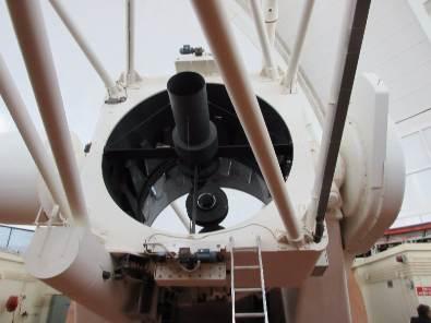 Isaac Newton Telescope INT La Palma