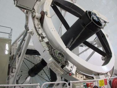 William Herschel Telescope ING La Palma ORM