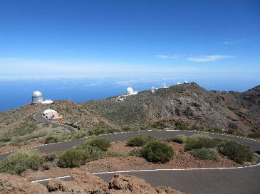 ISN Isaac Newton group observatory la palma