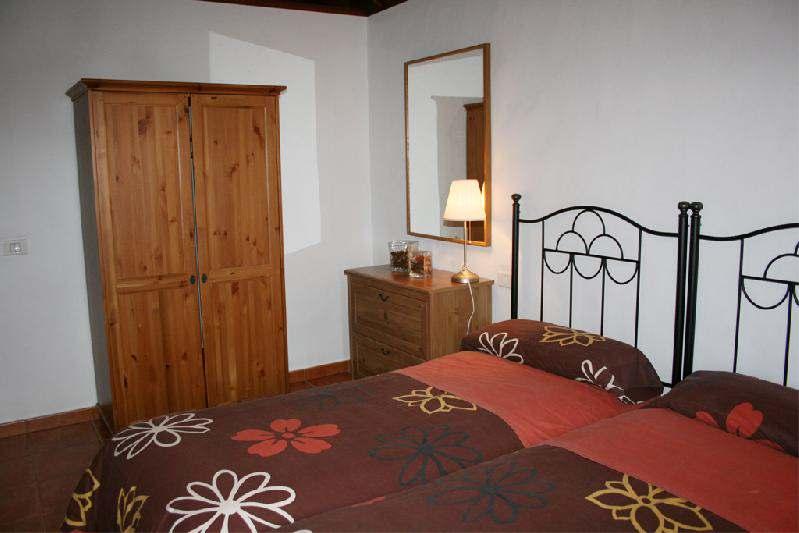 casa caldera bedroom