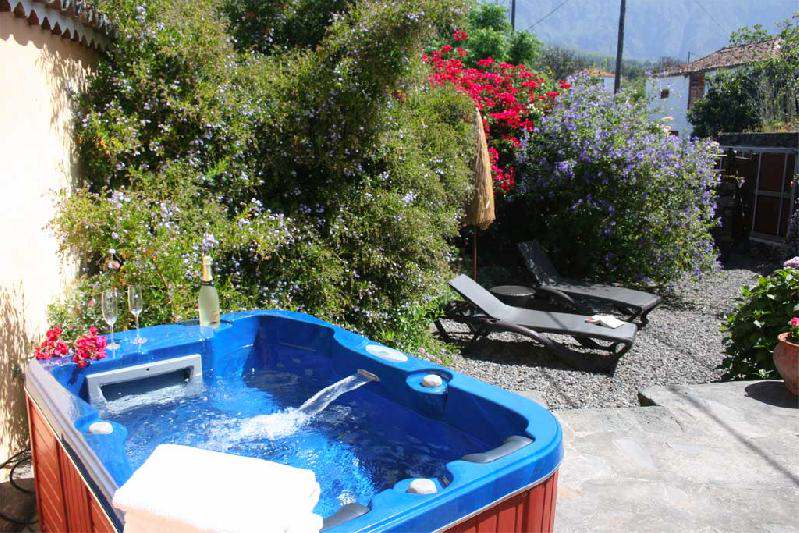 El Paso house with private pool jacuzzi La Palma