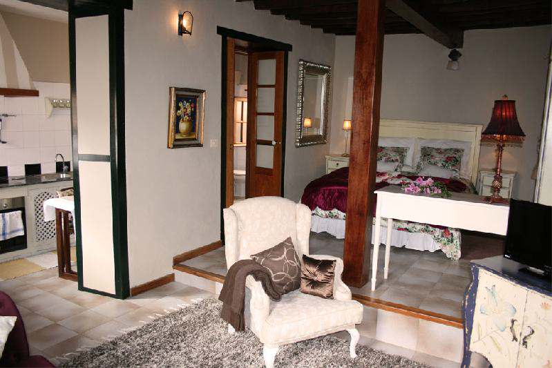 casa el morro view to bedroom area