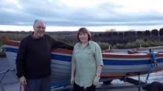larry gibb boat