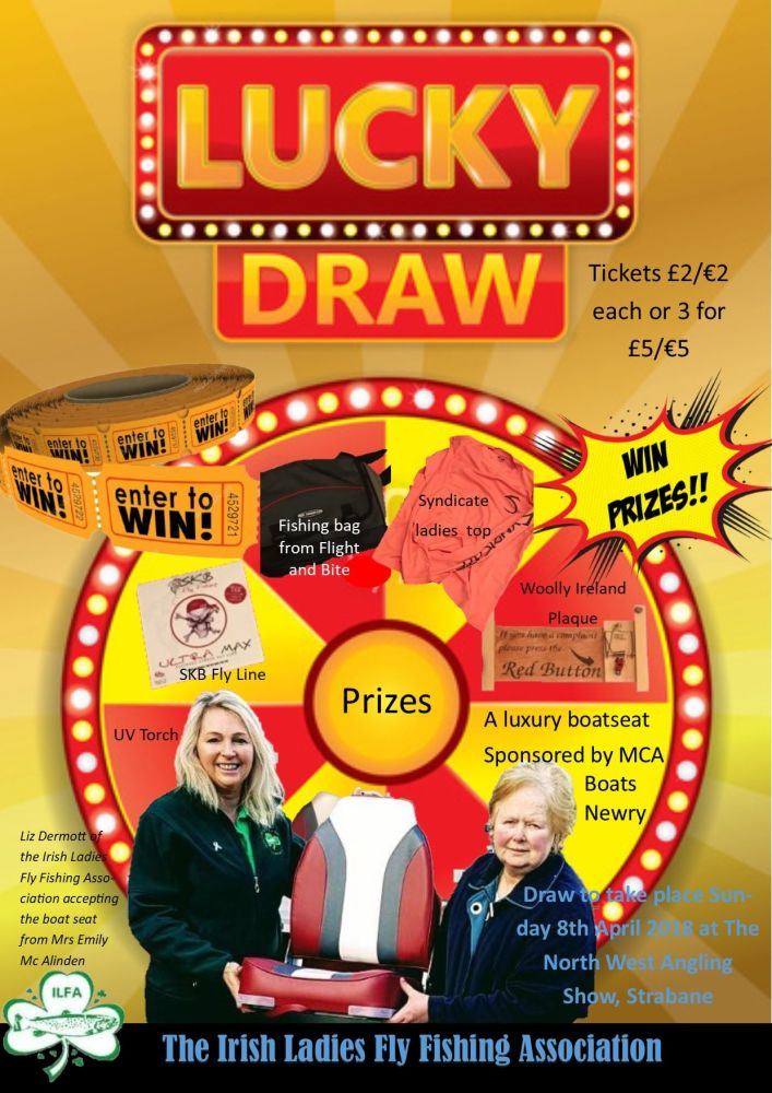 Strabane Lucky Draw poster