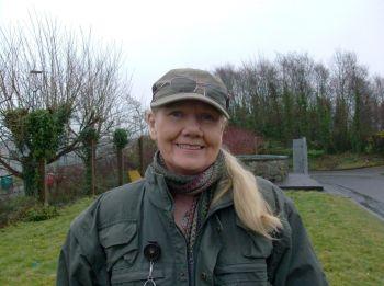 Dr. Pauline McClenaghan, Honary ILFA Secretary 2021