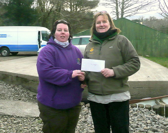 2013 March Caragh Top Angler