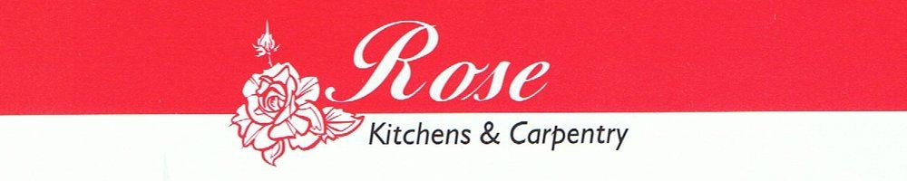 Rose Kitchens & Carpentry, site logo.