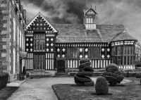 Rufford Old Hall   Photographic Print