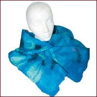 Scarves - Handmade Felt