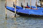Gondola Prows-Tent fold photo card
