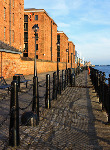 Albert Dock, Liverpool,  (0600)