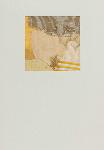 Gorgeous silk and satin design on lightly textured cream card