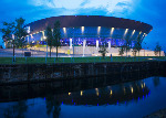 Liverpool Echo arena at night (4738)