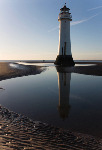 Perch Rock lighthouse, New Brighton, Wirral (0880)