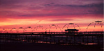 Southport Pier at Sunset (SPP2)