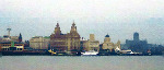 Liverpool Waterfront - Oil Paint effect  (3706x)