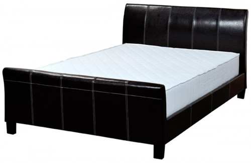<!-- 002 -->The Celine Bed + Memory Mattress + 2 Pillows