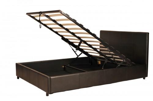 <!-- 004 -->The Prado Gas Lift Storage Bed + Mattress