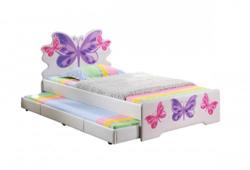 The Butterfly Bed + Mattress
