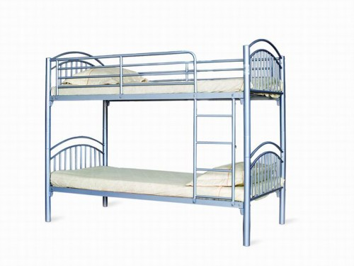 <!-- 0011 -->The Lynton Bunk Bed + Mattress x 2