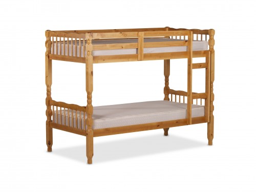 <!-- 0012 -->The Milano Bunk Bed + Mattress x 2
