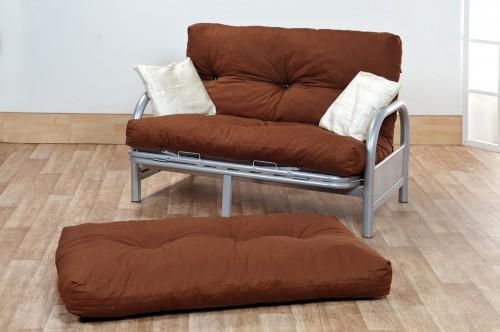 <!-- 002 -->The Modern 2 Seater Futon + Mattress