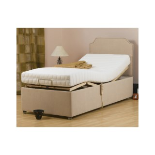 The Sweet Dreams Viscomatic Adjustable Bed +  King Size Memory Mattress