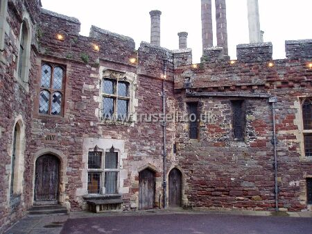 Great Hall at Berkeley Castle 2