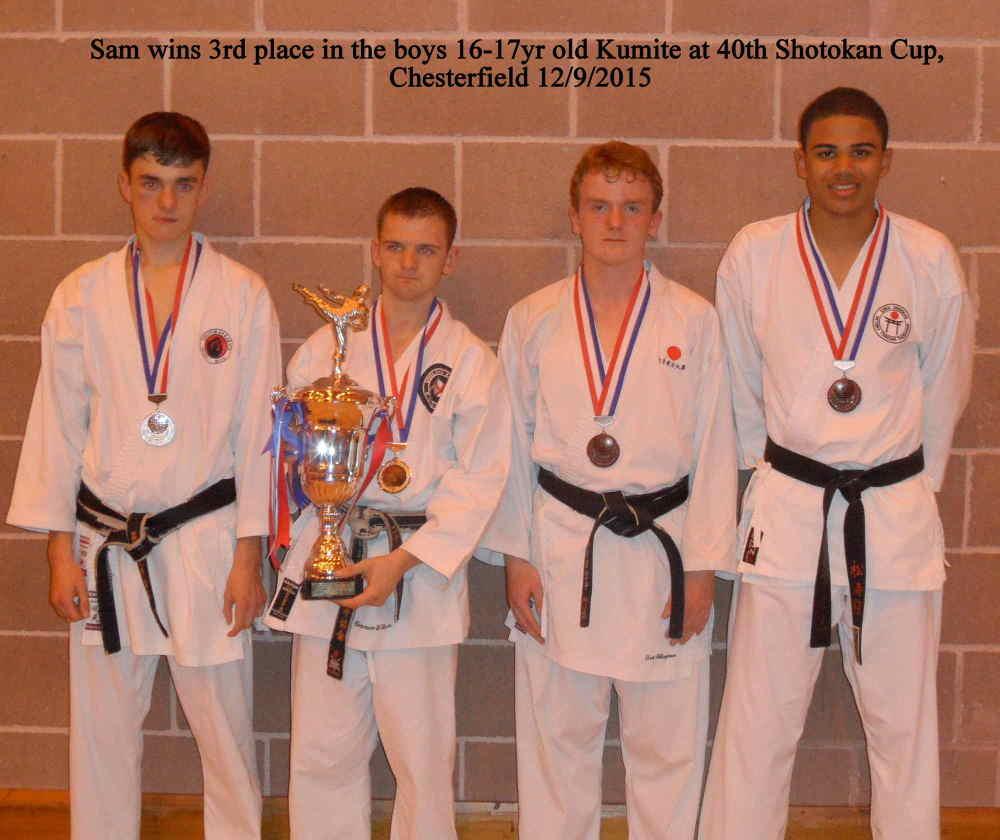 40th Shotokan Cup