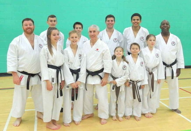 Sensei Sherry lesson 18 October 2015