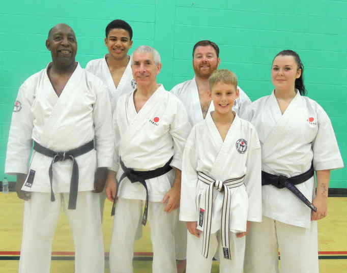 Sensei Sherry lesson 19 Oct 2014