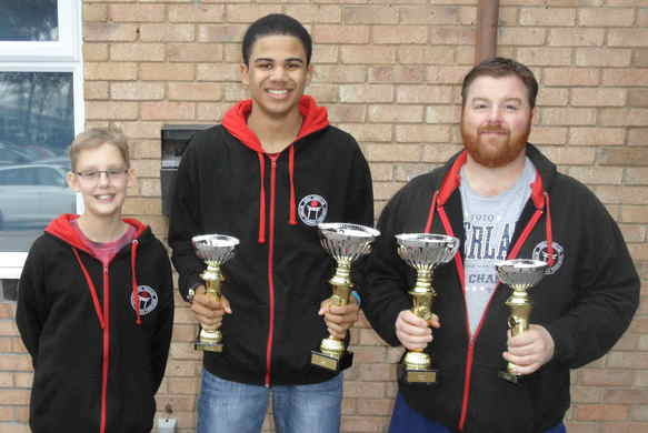 Grand karate cup championships 2015