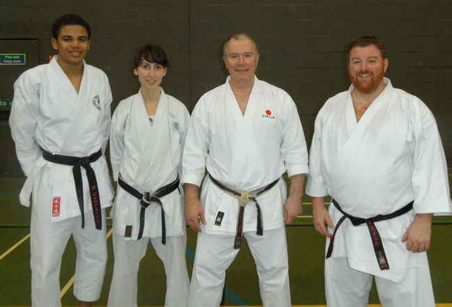 last Central region Kata squad of 2015