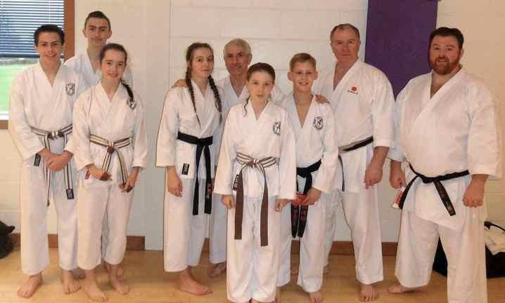 Egham Course December 2015