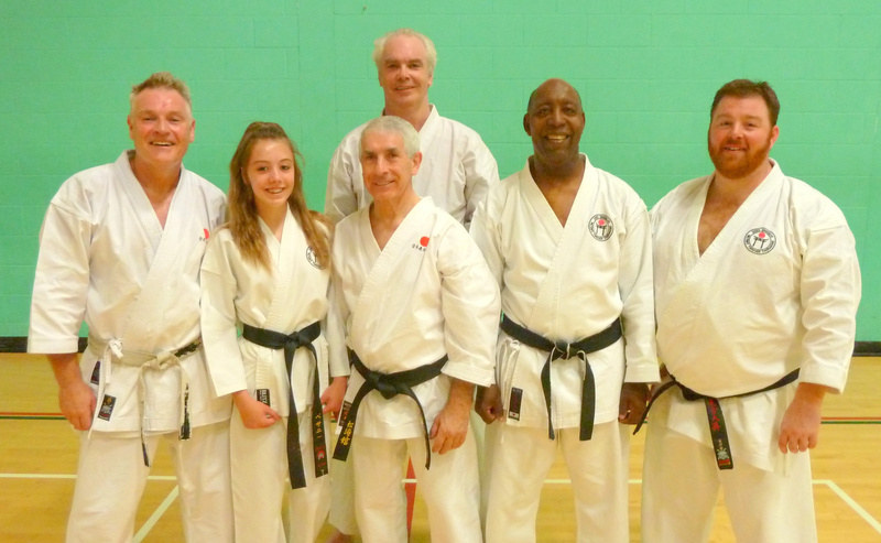 Sensei Sherry Course 21 June 2015