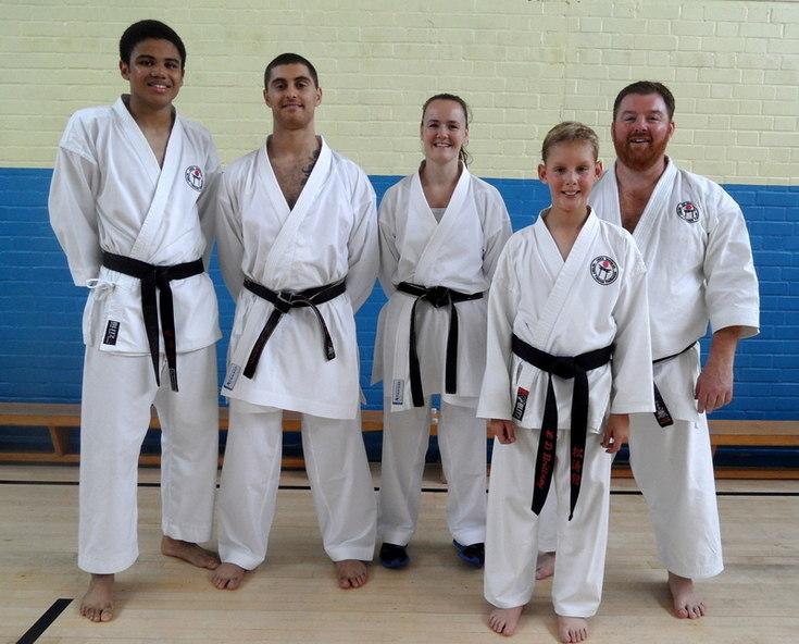 Kumite Course July 2015
