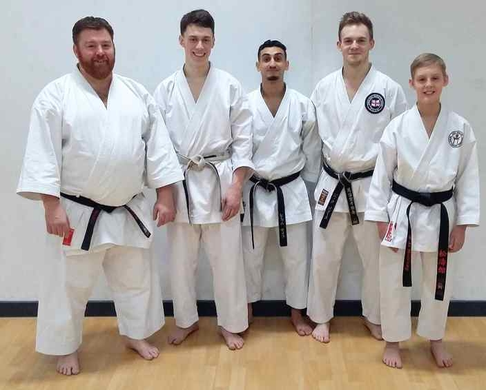 Course with England Team Kata Champions