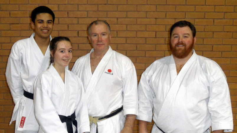 Central Region Kata Squad 2016
