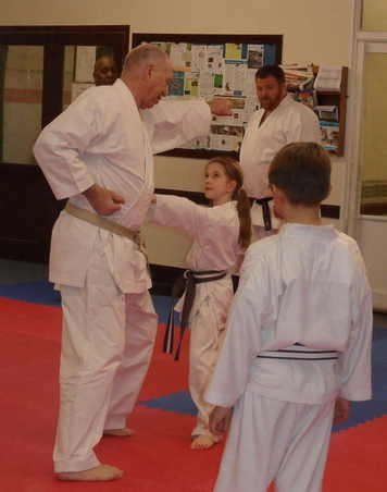 Lesson with Sensei Poynton March 2016 (2)