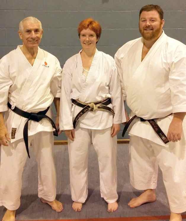 Course with Sensei Sherry Chelmsford June 2016