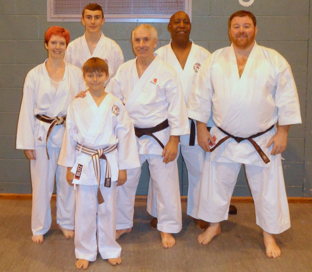 Sensei Sherry course October 2016